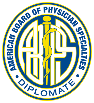 American Board of Physician Specialties - Diplomate